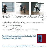 New Adult Dance Poster 2016